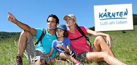 Familienurlaub in Kärnten