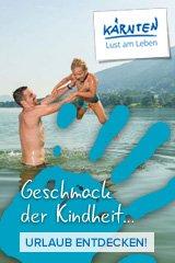 Familienerlebnisse im Herzen Kärntens - Villach